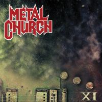 Metal Church XI Artwork